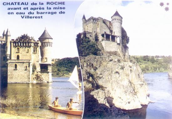 Rubrique Château de la Roche